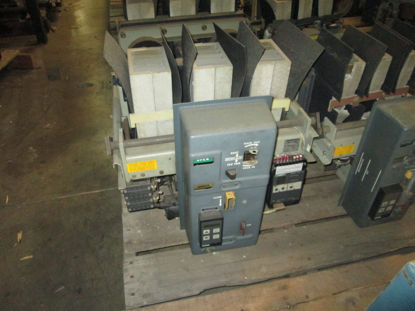 Picture of LA-1600 Allis-Chalmers 1600A 600V Air Circuit Breaker EO/DO