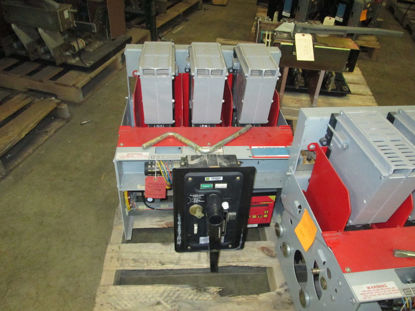 Picture of 50H-3 Federal Pioneer 2000A 600V Air Breaker MO/DO