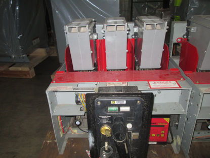 Picture of 50H-3 Federal Pioneer 2000A 600V MO/DO