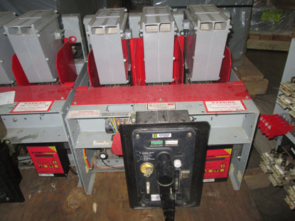 Picture of 50H-3 Federal Pioneer Air Breaker 2000 Amp 600 Volt MO/DO