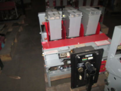 Picture of 50H-3 Federal Pioneer Air Breaker 2000A 600V MO/DO