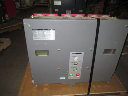 Picture of 50-VCP-250 Westinghouse Air Breaker 1200A 4.76KV EO/DO