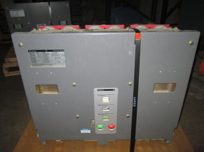 Picture of 50-VCP-250 Westinghouse Air Breaker 3000A 4.76KV EO/DO
