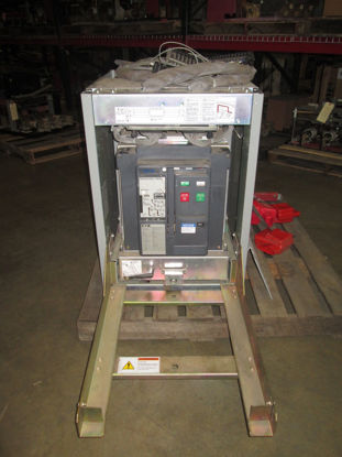 Picture of 150VCP-T 16 Cutler Hammer 1200A 15KV EO/DO Vacuum Circuit Breaker w/ Cubicle