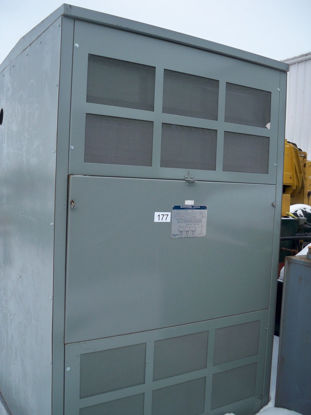 Picture of 750/1000KVA 4160-480Y/277V Sorgel Dry Type Transformer #177