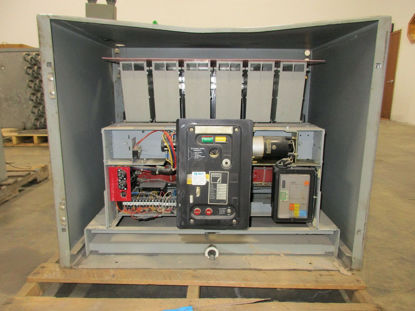 Picture of 100H-3 Federal Pioneer 4000A EO/DO Air Breaker LSIG w/cell