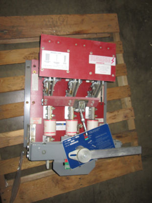 Picture of BLO32160I Square D 1600A 3Ph 240V Red Back Base Switch