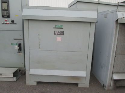 Picture of 300KVA 2400-480V 3ph Rapid Power Technolgies Dry Type Transformer #207
