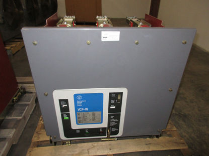 Picture of 150 VCP-W 500 Westinghouse Vacuum Breaker 1200A 15KV EO/DO