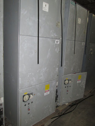 Picture of Siemens 81000 Class E2 Motor Controller Type XLF 2300V 250HP Used E-Ok EMSCO# MVS-57