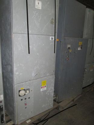 Picture of Siemens 81000 Class E2 Motor Controller Type XLF 2300V 250HP Used E-Ok EMSCO# MVS-58