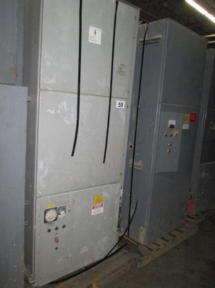 Picture of Siemens 81000 Class E2 Motor Controller Type XLF 2300V 250HP Used E-Ok EMSCO# MVS-59