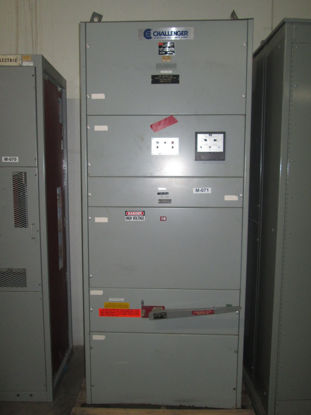 Picture of Challenger/FPE FA-1 Switchboard 1600 Amp 480Y/277 Volt 3 Phase 4 Wire w/ GFI VL369-ST Fusible Main Panel (M-071)