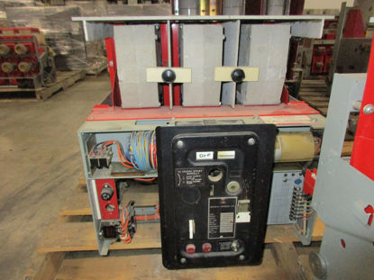 Picture of 50H-2 Federal Pioneer Air Breaker 600V 1600A EO/DO LSIG