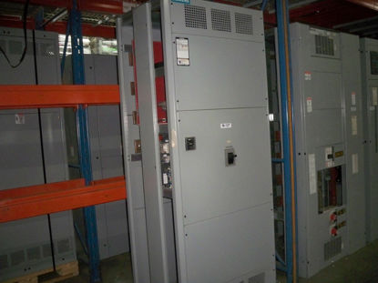 Picture of Siemens SB3 style 2000 Amp 3 Phase 4 Wire Main Breaker panel w/ GFI (M-127)