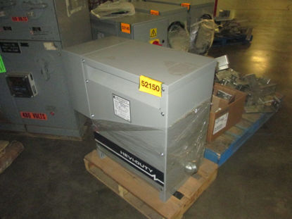 Picture of 30KVA 380-208y/120 3ph Hevi-Duty Dry Type Transformer