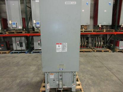 Picture of FC-500B Siemens-Allis Air Breaker 1200A 15KV EO/DO