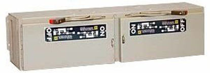 Picture of QMB327W Square D Panelboard Switch