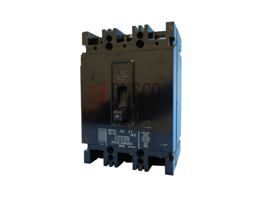 Picture of EHB3045 Westinghouse Circuit Breaker