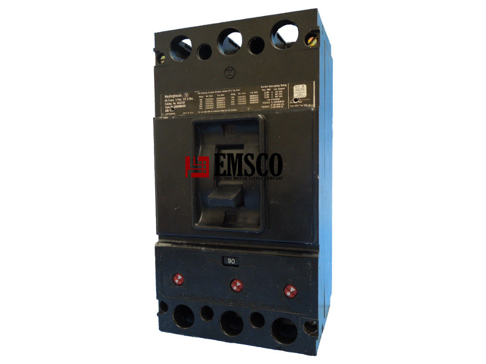 Picture of KA3090 Westinghouse Circuit Breaker