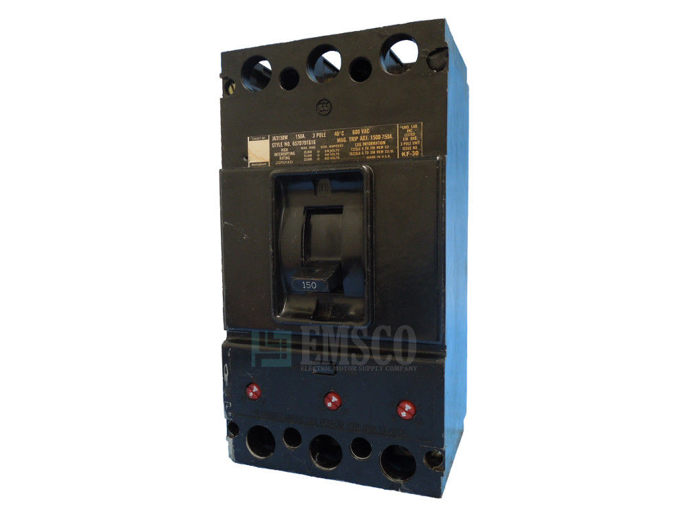 Picture of JA3150 Westinghouse Circuit Breaker