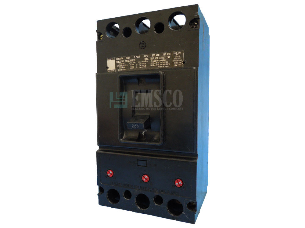 Picture of JA3225 Westinghouse Circuit Breaker