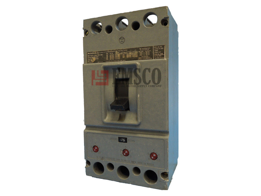 Picture of HKA3175 Westinghouse Circuit Breaker