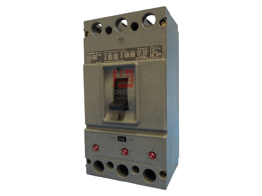 Picture of HKA3200 Westinghouse Circuit Breaker