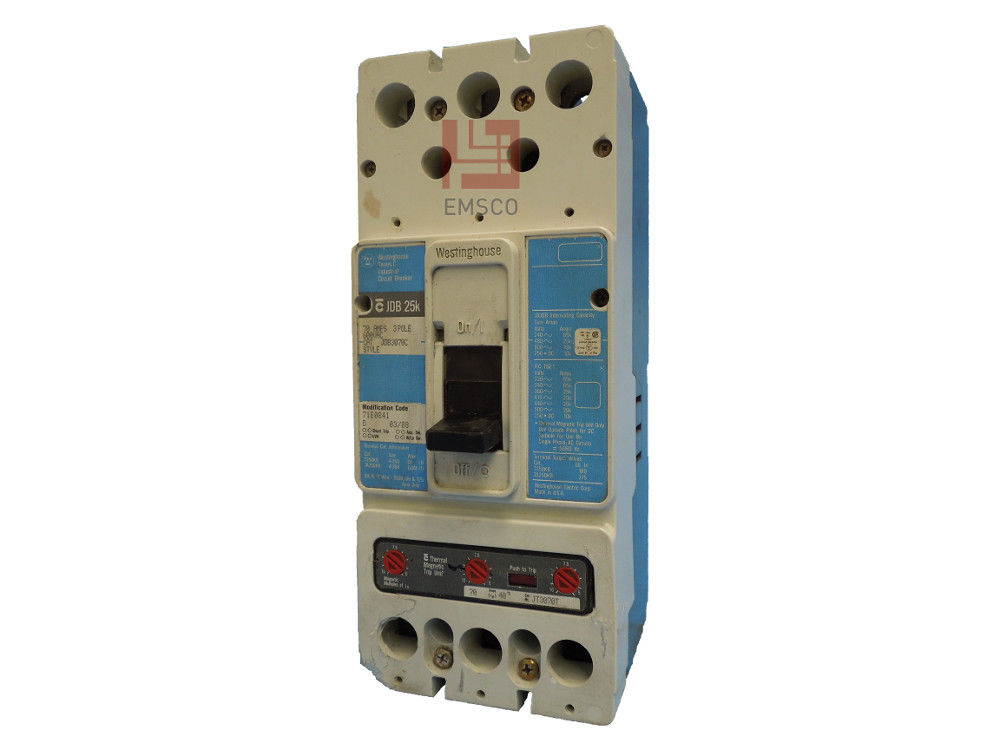 Picture of JDB3070 Cutler-Hammer Circuit Breaker