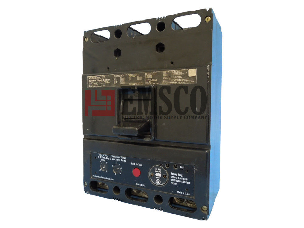 Picture of LCA3400F Westinghouse Circuit Breaker