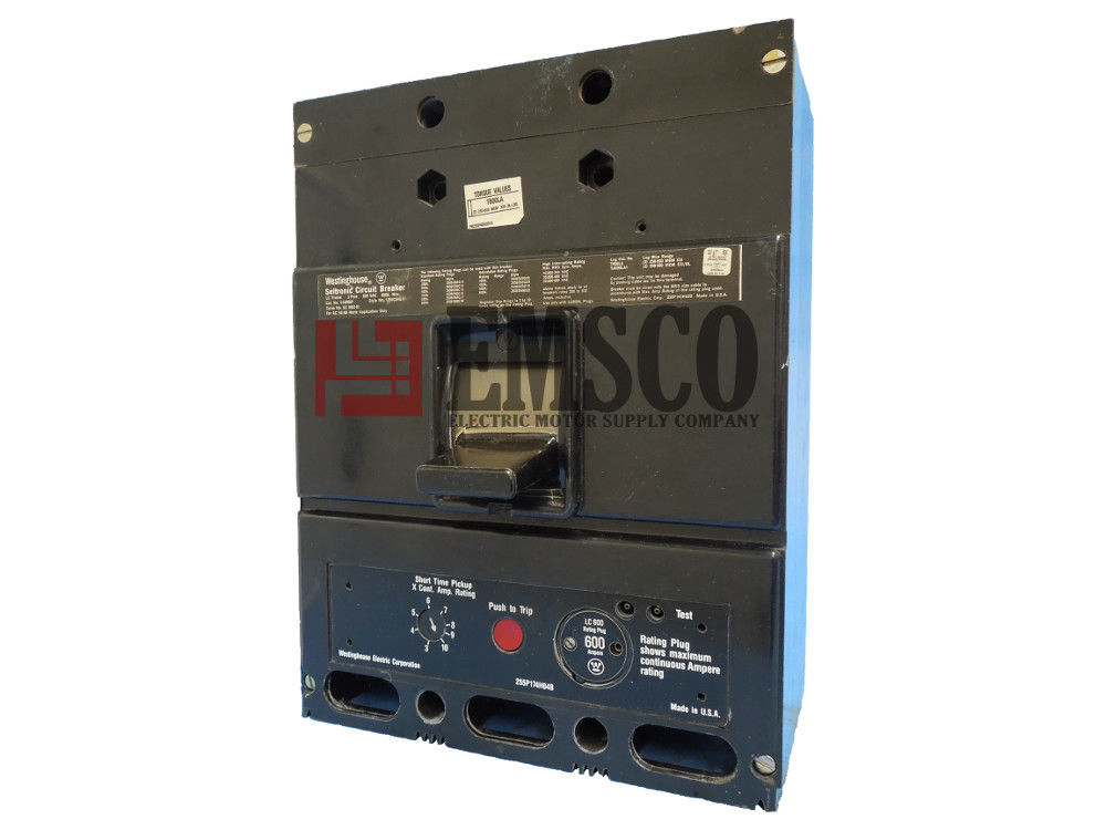 Picture of LC3600F Westinghouse Circuit Breaker