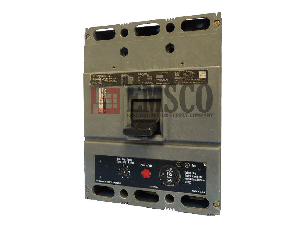Picture of HLC3300F Westinghouse Circuit Breaker