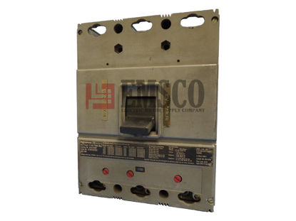 Picture of HLA3400F Westinghouse Circuit Breaker Used E-OK