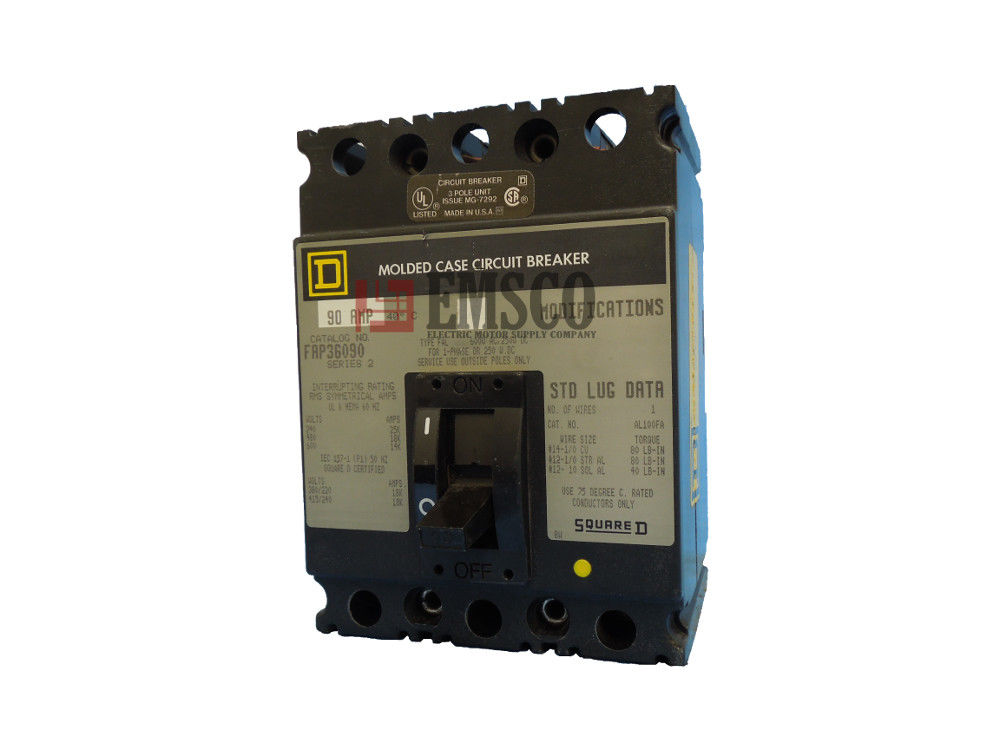 Picture of FAP36090 Square D Circuit Breaker