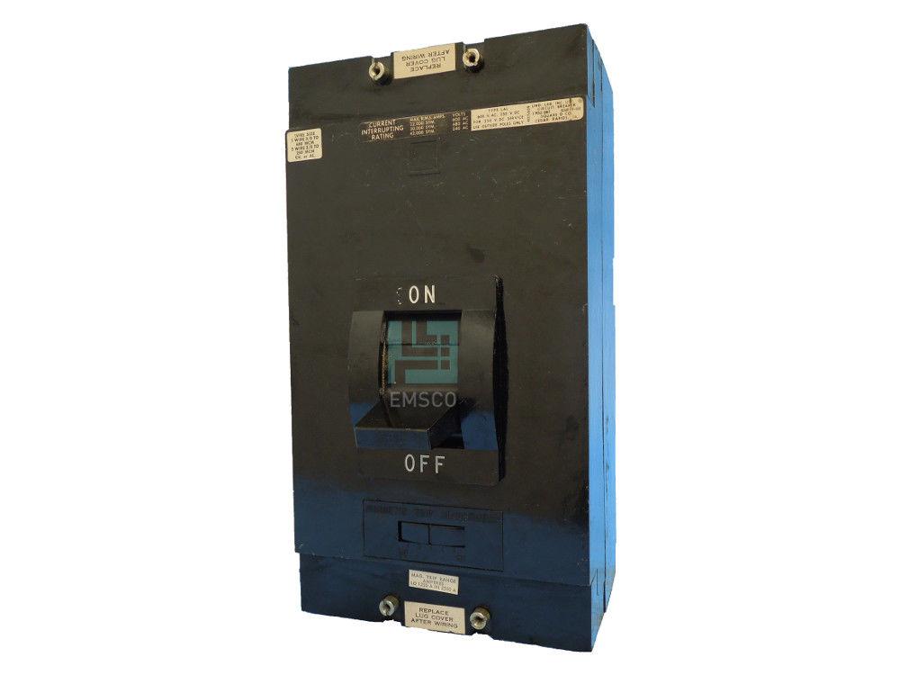 Picture of LAP36225 Square D Circuit Breaker