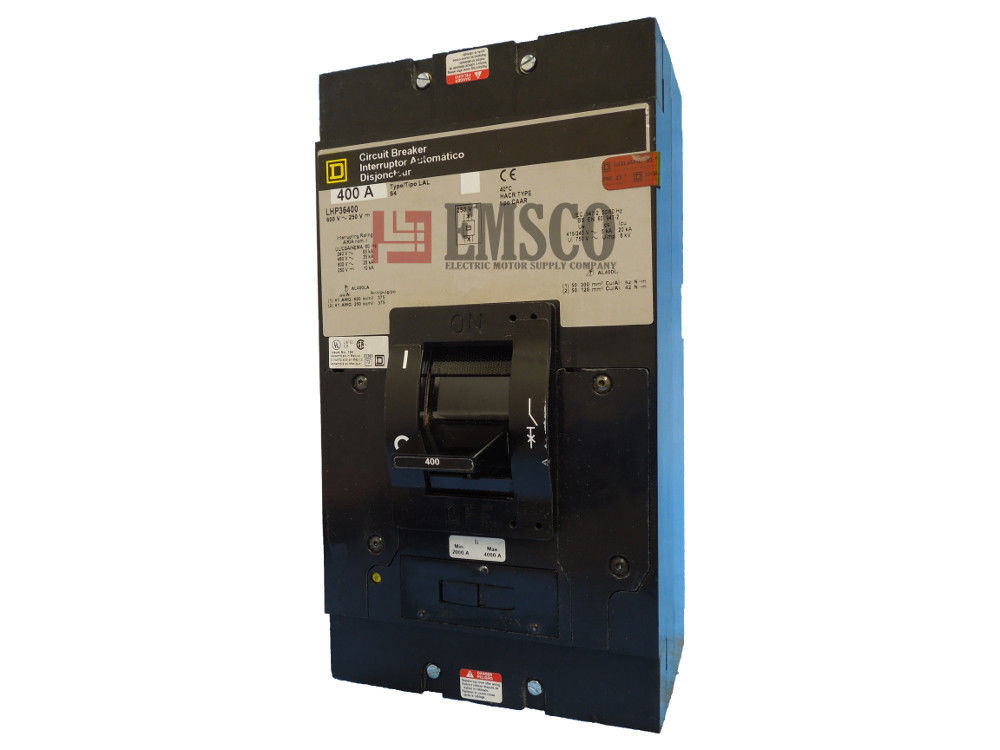 Picture of LHP36400 Square D Circuit Breaker