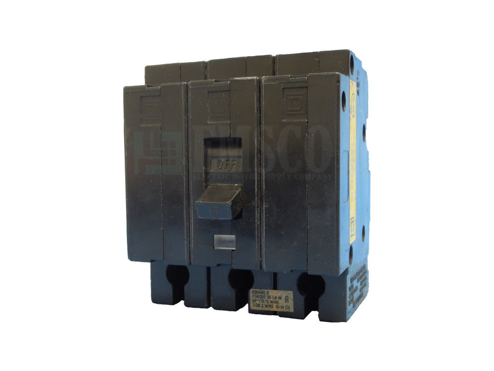 Picture of EH34015 Square D Circuit Breaker