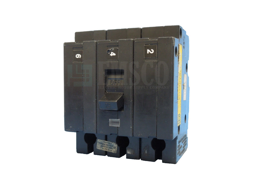 Picture of EH34025 Square D Circuit Breaker