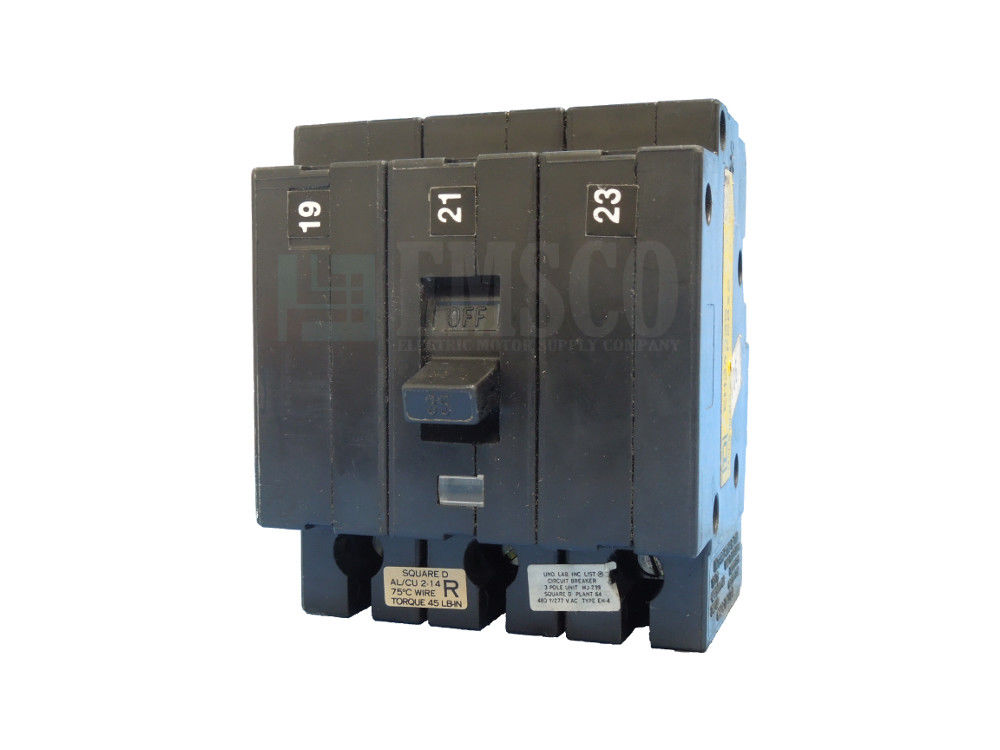 Picture of EH34035 Square D Circuit Breaker
