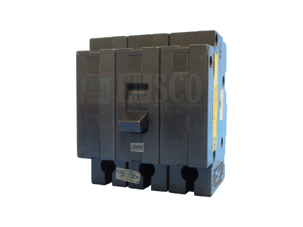 Picture of EH34050 Square D Circuit Breaker