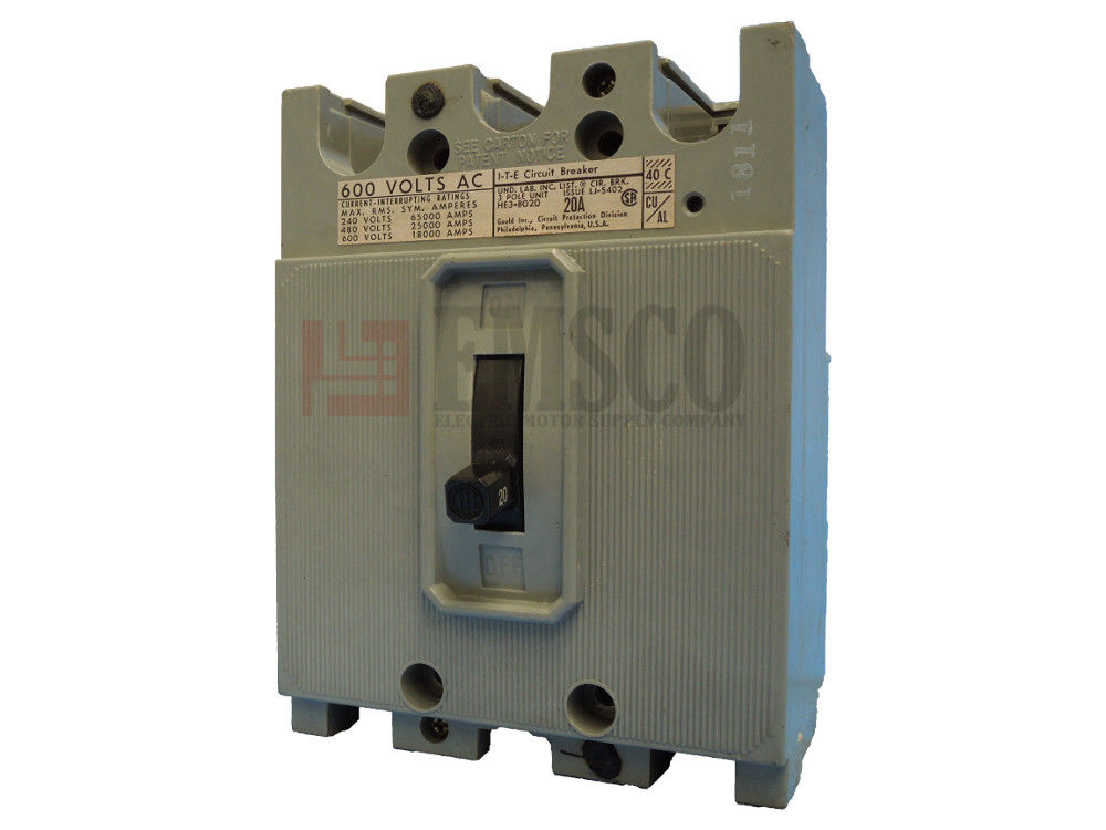 Picture of HE3-B020 ITE Circuit Breaker