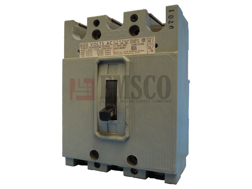Picture of HE3-B080 ITE Circuit Breaker