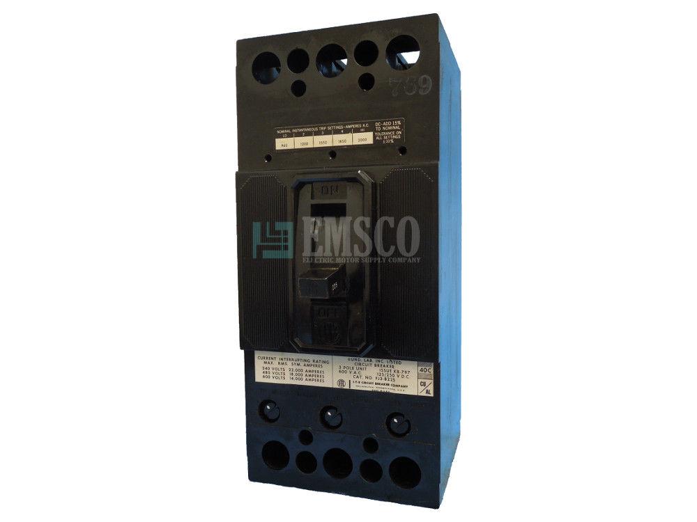 Picture of FJ3-B225 ITE Circuit Breaker