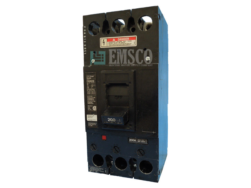 Picture of FJ63B200 ITE Circuit Breaker
