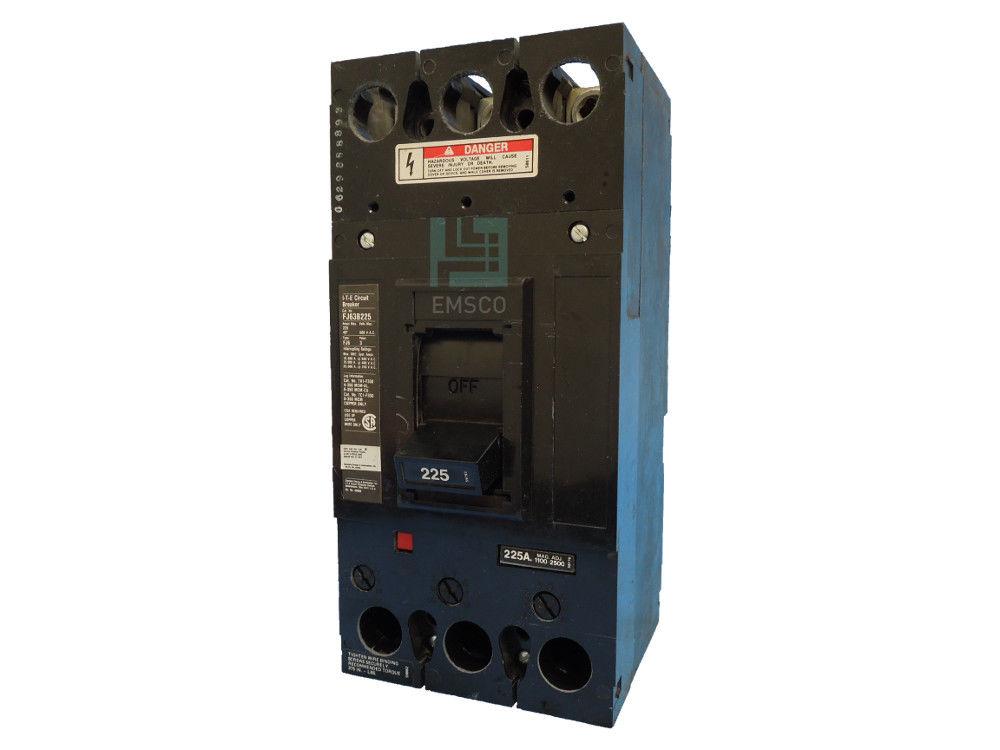 Picture of FJ63B225 ITE Circuit Breaker