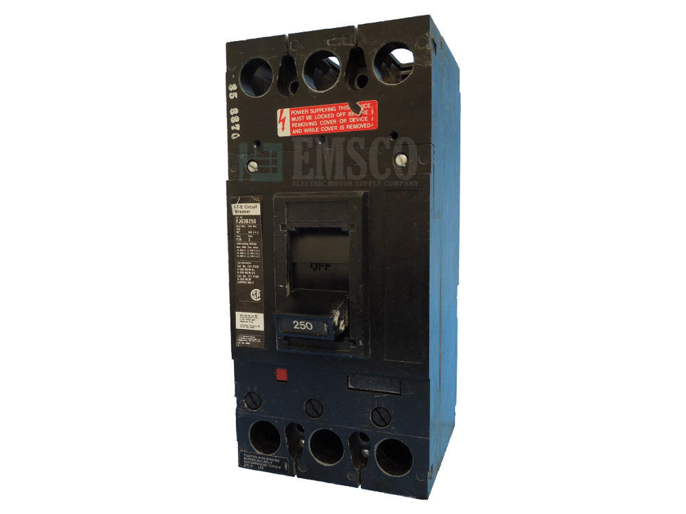 Picture of FJ63B250 ITE Circuit Breaker