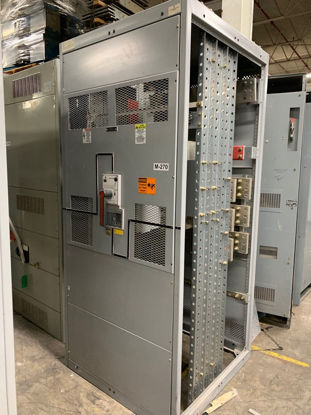 Picture of GE Switchboard Main 3000 Amp 480/277 Volt 3 Phase 4 Wire Nema-1