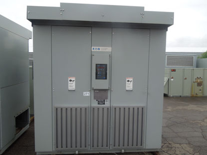 Picture of 750/1000KVA 13800-480Y/277V 3Ph Eaton Dry Type NEMA 3R Transformer #271
