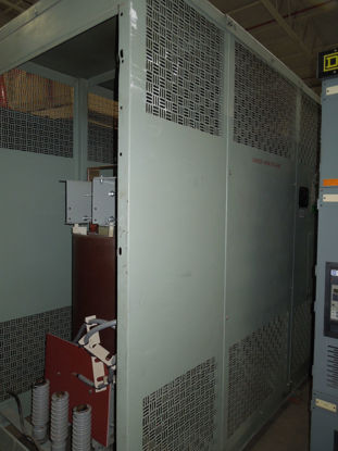 Picture of 1000/1500KVA 12470-480Y/277V Square D Power Cast II Dry Type Transformer #283