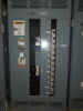 Picture of RJF46120U44A Square D 1200A 600V Main Breaker with I-Line Distribution RJ1200 3Ph 4W LSIG Used E-OK